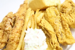 fried perch